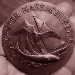350th Commemorative  Medal